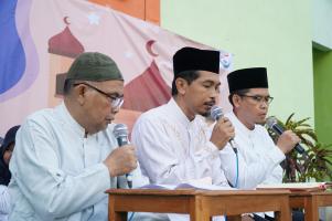 Doa Bersama Menjelang UNBK 2020/2021 Angkatan 26