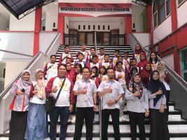 Kunjungan SD Telkom Makassar ke SMK Telkom Malang