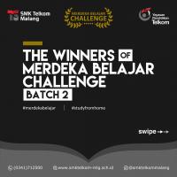Pemenang Merdeka Belajar Challenge Batch 2